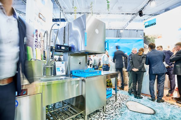 INTERGASTRA, MESSESTAND MEIKO, EVENTFOTOGRAF